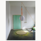 Gitte Svendsen, gittesvendsen, installation, color, object, objects, KABK, kunst, Art, Contemporary art